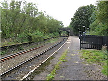 SD9311 : New Hey station, Lancashire by Dr Neil Clifton