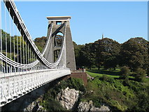 ST5673 : Clifton Suspension Bridge, Bristol by Ian James Cox