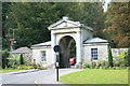 ST8805 : Gateway to Bryanston School by andrew auger