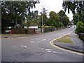 TL7204 : Galleywood Road, Great Baddow by Adrian Cable