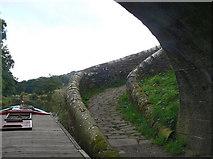 SJ9276 : Turnover bridge by Alan Murray-Rust