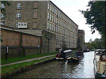 SJ9277 : Passing Adelphi Mill by Alan Murray-Rust