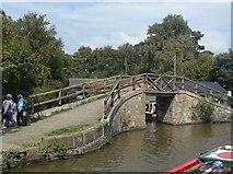 SJ9483 : Lord Vernon's Wharf by Alan Murray-Rust