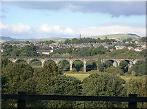 SK0084 : New Mills Viaduct by Alan Murray-Rust