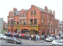 """J3472 : """"Arthur's Day"""" at the Hatfield, Belfast by Dean Molyneaux"""
