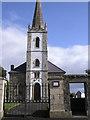 G8839 : Church of Ireland, Manorhamilton by Kenneth  Allen