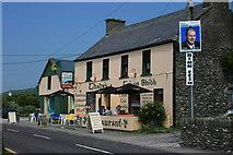 Q3800 : Thady's Restaurant in Ventry by Adrian Platt