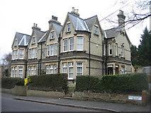 SU8693 : Victorian Housing - Priory Avenue by Sandy B