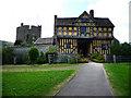 SO4381 : Stokesay Castle gatehouse by Chris Gunns