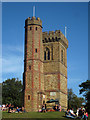 TQ1343 : Leith Hill Tower by Oast House Archive