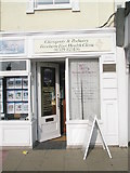 SU5806 : Fareham Foothealth Clinic  in the High Street by Basher Eyre