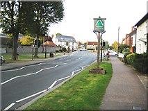 TQ0604 : Angmering: Village sign by Nigel Cox