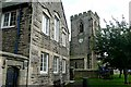 NU0501 : All Saints church, Rothbury by Graham Horn