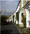 NZ1616 : Bay-windowed houses on High Row by Stanley Howe