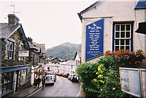 NY3704 : A rainy day in Ambleside (5) by Peter S