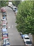 TQ3386 : Alkham Road, Stoke Newington by Sarah Charlesworth