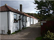 NT0683 : Cottages at Charlestown by kim traynor