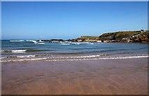 SS2006 : Looking across Summerleaze Beach by Steve Daniels