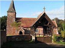 SY0191 : Farringdon Church by Rob Purvis