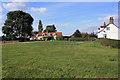 TA0145 : Rose Cottage, Scorborough by Peter Church
