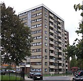 TQ3479 : Slippers Place Estate (part), Rotherhithe. London, SE16 by Chris Lordan