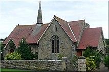 NU2410 : Alnmouth Methodist church by Graham Horn