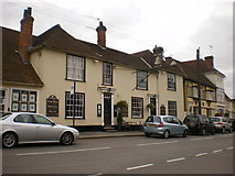 TL7835 : The Bell Inn, Castle Hedingham by Alexander P Kapp