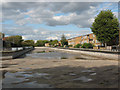 TQ4479 : The Pilkington Canal, drained (1) by Stephen Craven
