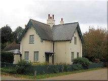 TQ1352 : North Lodge Cottage, Poulsden Lacey by Chris Reynolds