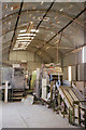 TQ6246 : Hop Processing Machinery at Sherenden Farm by Oast House Archive