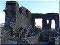 SD5292 : The Manor Hall Kendal Castle by PAUL FARMER