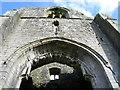 NY5415 : The tower entrance at Shap Abbey by PAUL FARMER