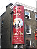 TQ2881 : (Another) sign for The (former) Barley Mow, Dorset Street, W1 by Mike Quinn