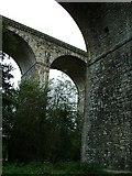 SJ2837 : Underneath the arches by Roy Haworth