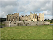 NZ1221 : Raby Castle by malcolm tebbit