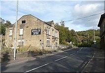 SD9726 : The Woodman Inn, Halifax Road, Hebden Bridge by Humphrey Bolton