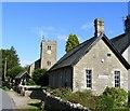 NY5218 : St Patrick's Church Bampton Grange by PAUL FARMER
