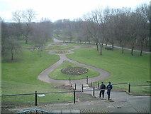SJ8298 : Peel Park by Colin Pyle