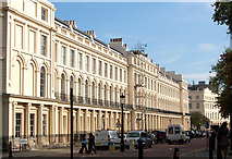 TQ2882 : Park Square East, Regents Park, London by Andy F