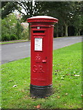 TA0288 : GR Pillarbox, Scarborough by David Rogers