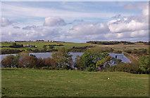 NS3572 : Auchendores Reservoir by wfmillar