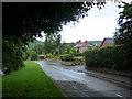 SO3574 : Road in Bucknell by Chris Gunns