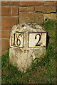NY4253 : Carlisle Milestone by David Rogers