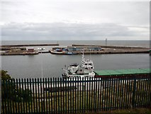 NZ4349 : Seaham Harbour (2) by Andrew Curtis