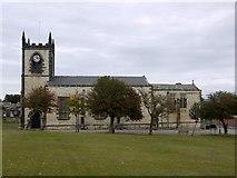 NZ4249 : Parish Church of St John the Evangelist by Andrew Curtis
