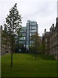 NT2572 : Old Royal Infirmary conversion, Meadows by kim traynor