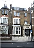 TQ2479 : Town House - Holland Road by Sandy B
