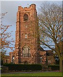 SJ5183 : St. Mary's church by Galatas