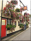 SW9175 : Red Lion - Padstow by Philip Halling