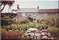 SV8815 : Cottages on Tresco, Isles of Scilly by nick macneill